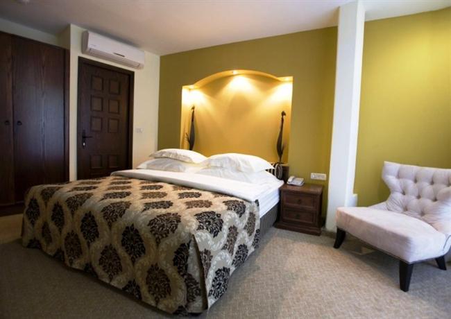 מלון אחוזת אסיינדה ביער
