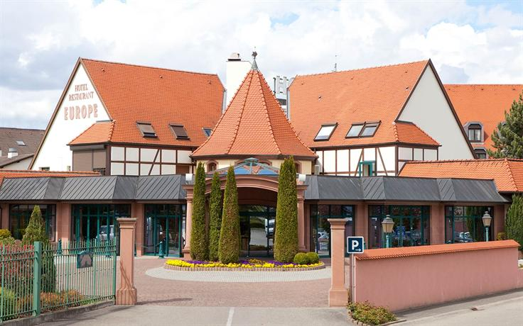 Hotel l 39 europe colmar horbourg wihr compare deals for Hotels colmar