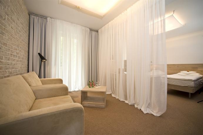 Pro Vita Hotel Zdrojowy Kolobrzeg Die G 252 Nstigsten Angebote
