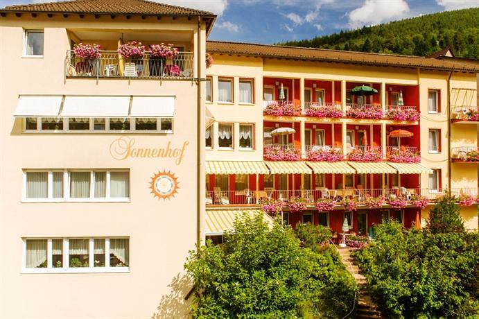 Sonnenhof Hotel Bad Wildbad