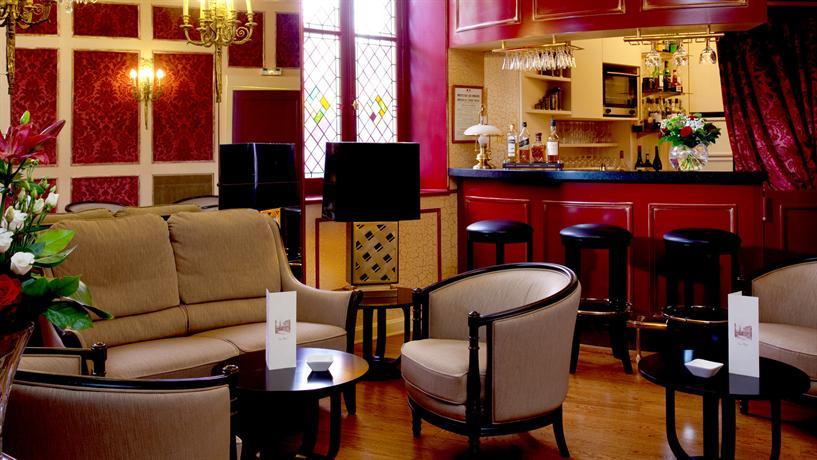Hotel De Paris Moulins Allier