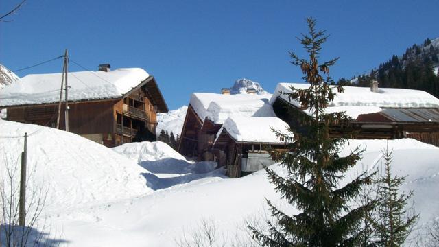Hotel Alpage Grand Bornand