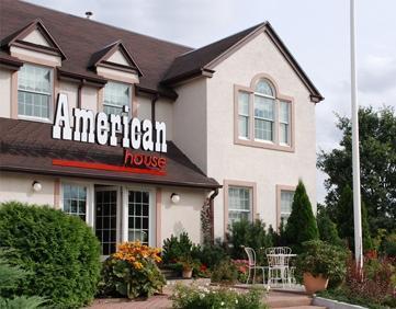 American House Willa Baletowa