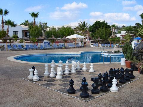 Jardines del sol by diamond resorts playa blanca for Jardin del sol playa blanca