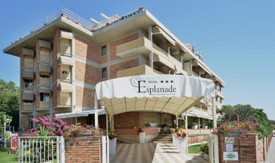 Hotel Esplanade Pietrasanta