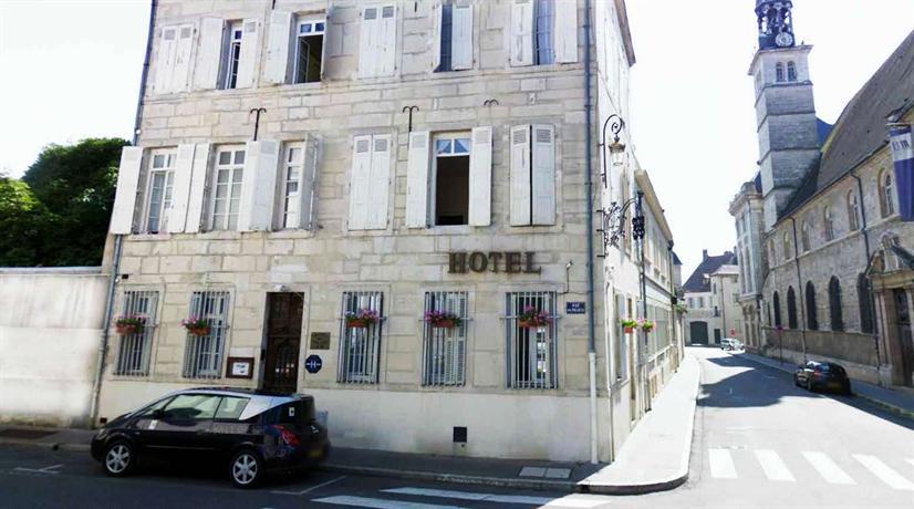 Hotel du Palais Dijon