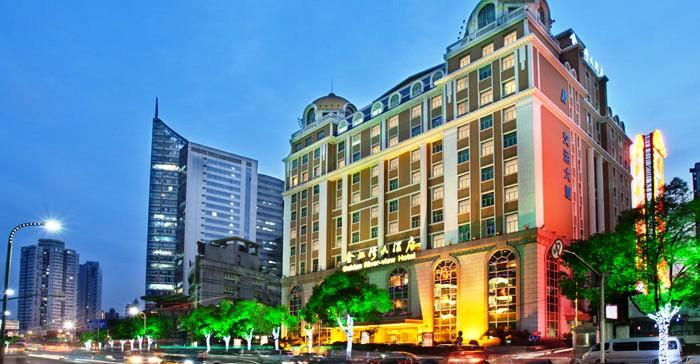 golden river view hotel shanghai compare deals