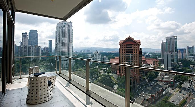 About KL Pavilion 3 Bedroom Apartment At Kuala Lumpur