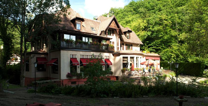 Hotel St Barnabe Alsace
