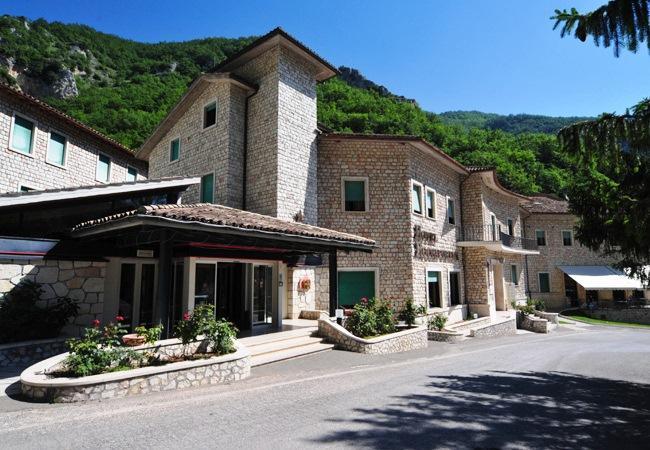 Hotel Roccaporena, Cascia