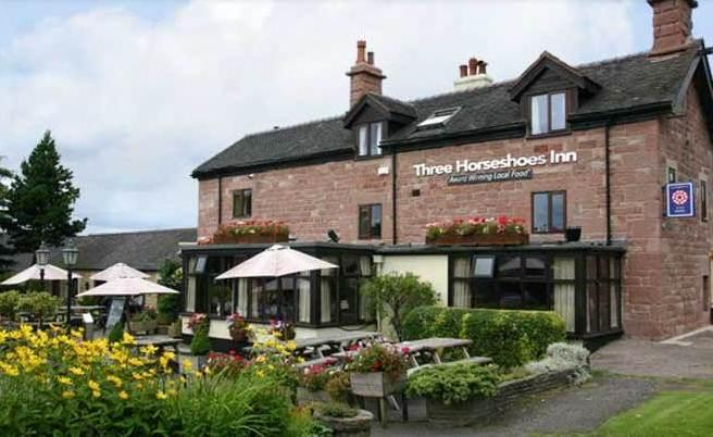 The Three Horseshoes Inn & Country Hotel