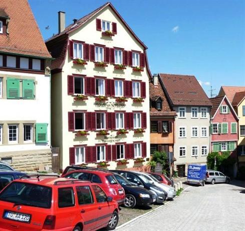 Hotel Am Schloss Tubingen