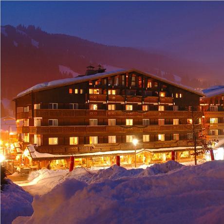 La Marmotte Hotels-Chalets de Tradition