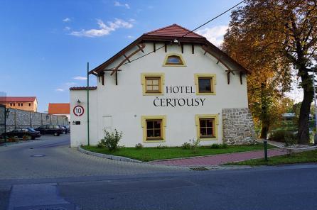 Hotel Certousy