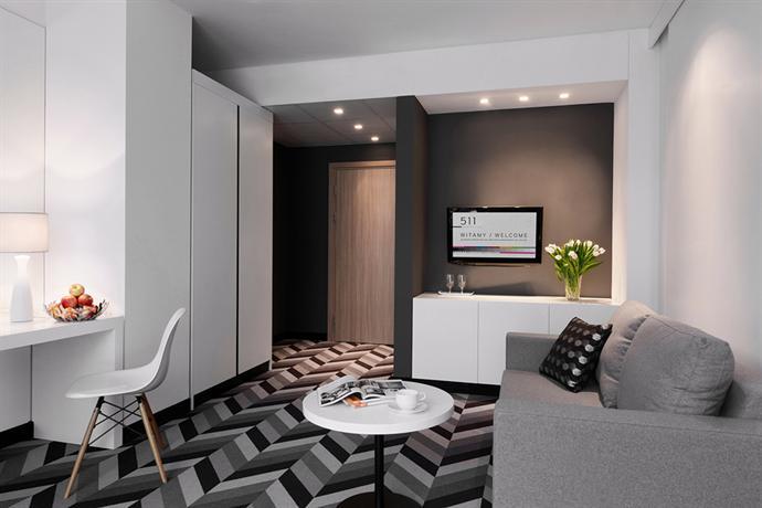 Poziom 511 design hotel spa zawiercie die g nstigsten for Design hotels angebote