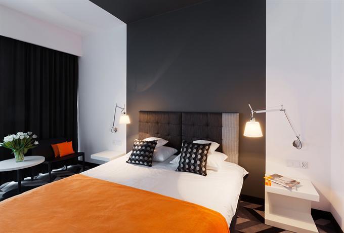 Poziom 511 design hotel spa zawiercie compare deals for Hotel design poziom 511
