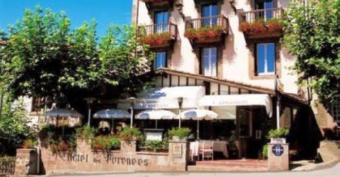 Hotel des pyrenees saint jean pied de port compare deals - Hotel des pyrenees saint jean pied de port ...