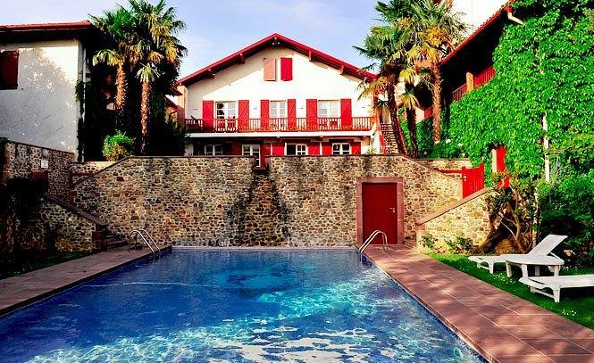 Hotel des pyrenees saint jean pied de port offerte in corso - Hotel des pyrenees saint jean pied de port ...
