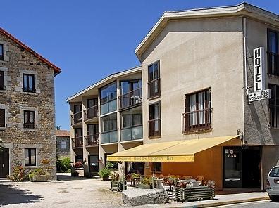 Hotel Au Malzieu Ville