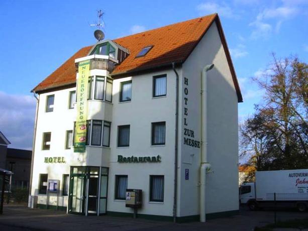Hotel Zur Messe Leipzig