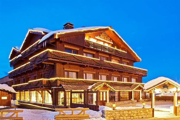 Grand Hotel Au Rond Point Des Pistes Courchevel