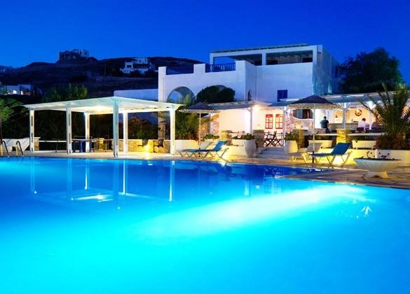 Sunset Resort Ios