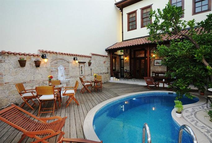 Minyon boutique hotel hotels antalya for Boutique hotel turquie