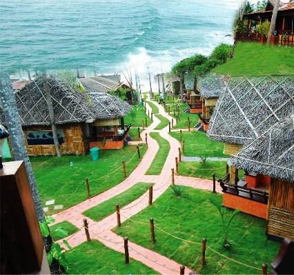 Clafouti Beach Resort Varkala
