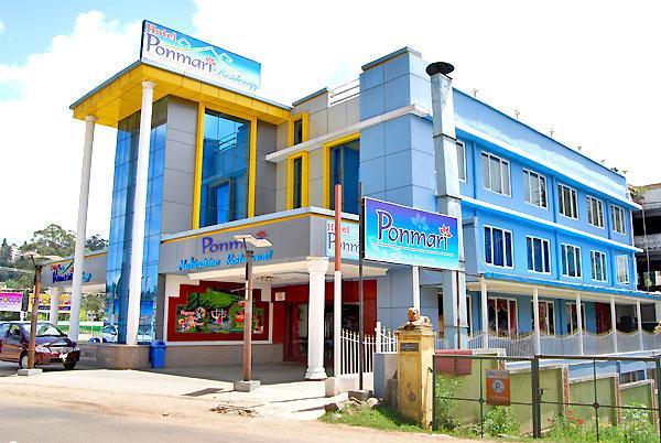 Hotel Ponmari Residencyy