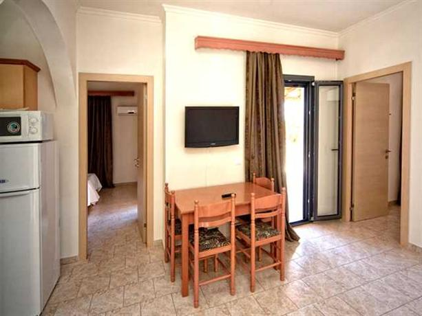 About Maria Apartments Sidari Corfu Island