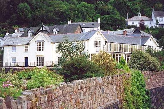 Shelleys Hotel Lynmouth