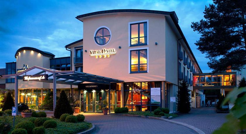 Vital Hotel Westfalen Therme Bad Lippspringe