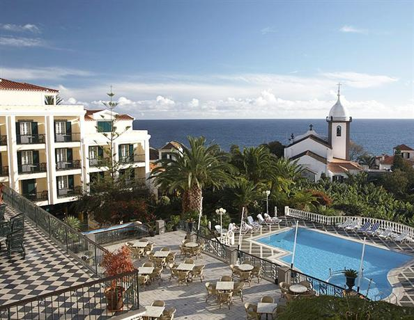 Charming hotels hotel quinta bela s tiago funchal for Quaint hotel