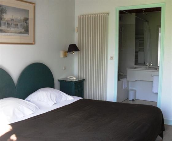 h tel val de vienne le vigeant comparez les offres. Black Bedroom Furniture Sets. Home Design Ideas