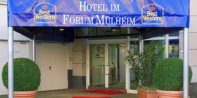 Best Western Hotel Mulheim
