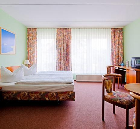 Hotel Am Park Lubmin