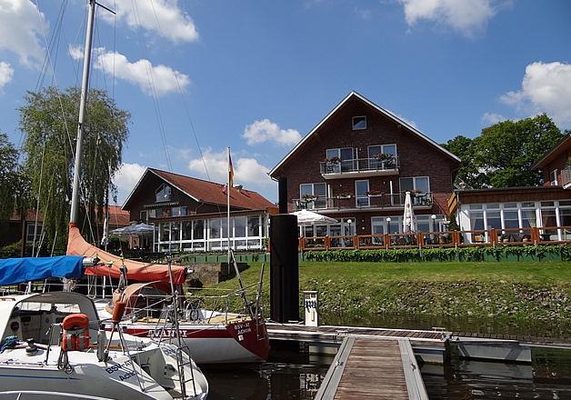 Bootshaus Hotel Achim