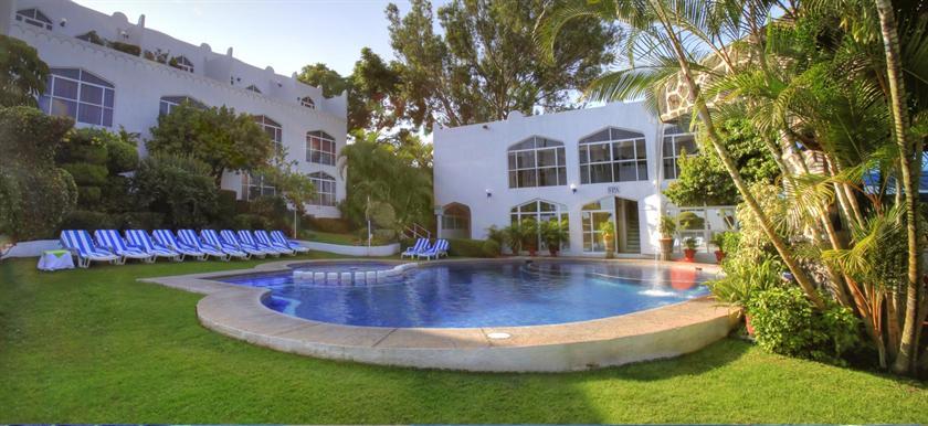 Hotel villa bejar tequesquitengo encuentra el mejor precio for Villas imss tequesquitengo mor