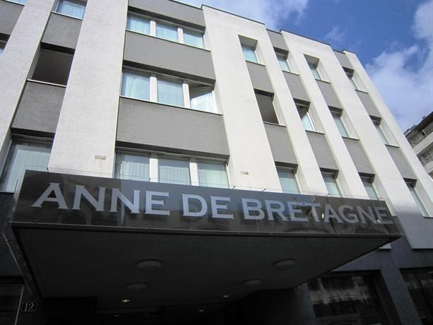 Anne de bretagne hotel rennes compare deals for Hotels rennes