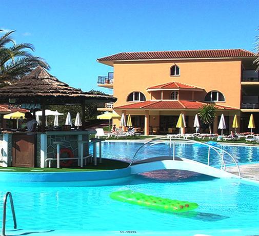 Pegasus Hotel Corfu Island