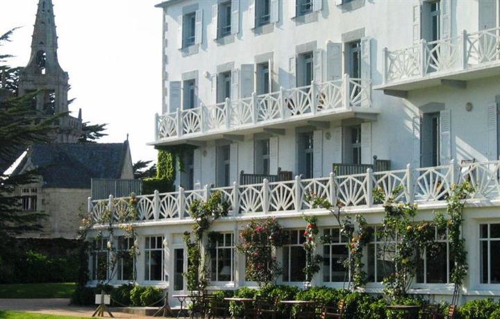 Hotel Des Bains Locquirec Restaurant