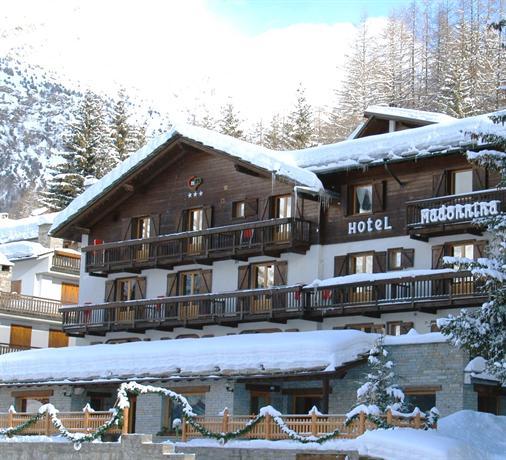 La Madonnina Del Gran Paradiso Wellness Hotel