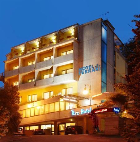 Hotel Ferrari Salsomaggiore Terme