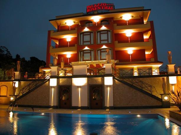 Hotel palazzo rosenthal vesuview torre del greco - Piscina torre del greco ...