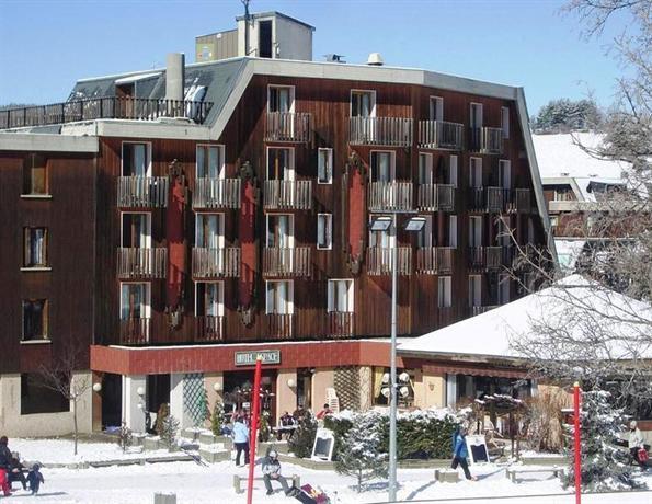 Hotel Espace Montclar