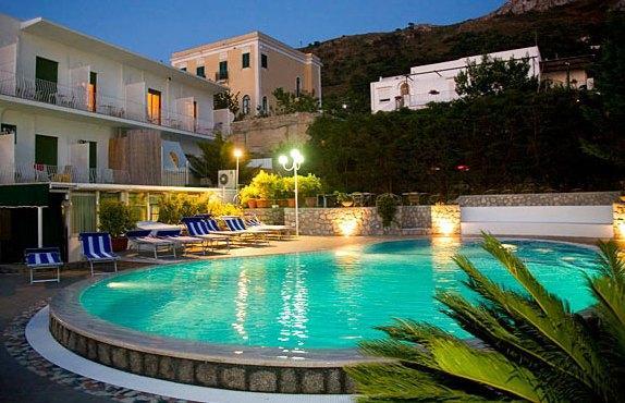Carmencita Hotel Anacapri