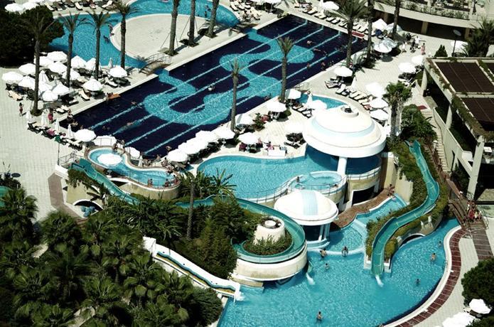 Limak Atlantis De Luxe Hotel And Resort Turkey