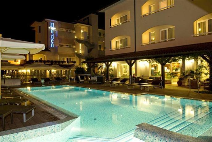 Hotel Eden Cinquale
