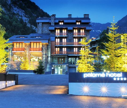 Hotel Palome