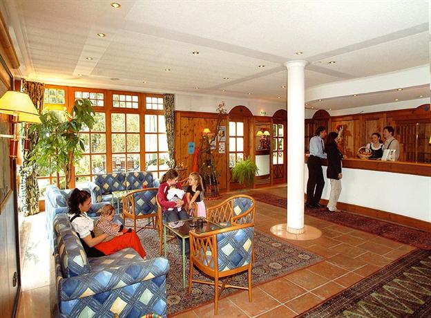Hotel Amberger Bad Kotzting